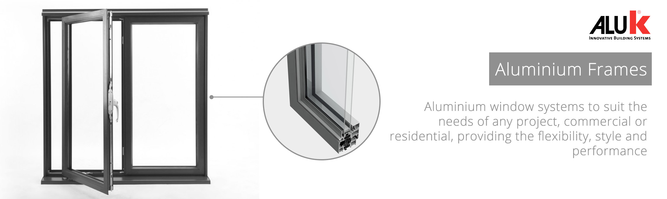 Aluminium Window Frame Systems